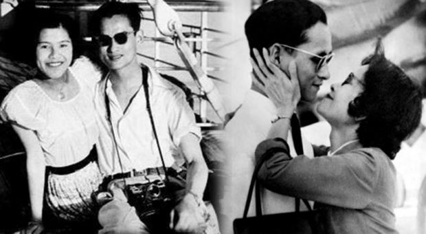 รวมภาพ รอยยิ้มของพ่อ ภาพแห่งแผ่นดินไทย