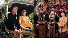 อลังการ! เผยภาพ คลิป งานวิวาห์ลูกสาว ประธานาธิบดีอินโดนีเซีย แต่รักษารูปแบบชวาแท้ๆ!