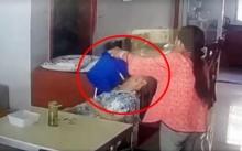 แม่บ้านตบตีคุณยายวัย 93 ป่วยอัลไซเมอร์ บังคับดมถังอึ ก่อนที่จะเสียชีวิต!! (มีคลิป)