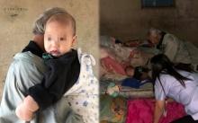 ด.ช.วัย 3 เดือน เกิดในเรือนจำ ได้คุณตาใจสู้ รับภาระเลี้ยงดู ทั้งที่ฐานะยากจน สุขภาพก็ย่ำแย่