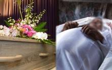 สาวท้องแก่เสียชีวิตกะทันหันพร้อมลูกในท้อง 10 วันต่อมา เปิดโลงออกดู ถึงกับผงะ!!?