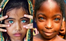 สวยสะกดดั่งต้องมนตรา!! บุคคลที่มีดวงตางดงามที่สุดในโลก สวยสะกดจิต ชวนให้หลงใหล!!