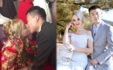 ชาวเน็ตอิจฉาสุดๆ!! หนุ่มจีนจูงมือวิวาห์เจ้าสาวยูเครน สวยน่ารัก แถมไม่คิดค่าสินสอด!!