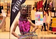 น้องม๊าเดี่ยว ในAsias next top model กับคอลเลคชั่นสุดแหวก!!