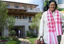 บ้านแห่งความสุขหลังใหม่ของ สมเด็จพระเทพฯ จ.อุทัยธานี