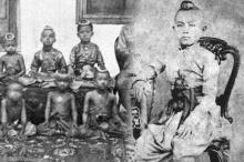 ความเชื่อของ พราหมณ์ ที่ว่า เด็กไทย สมัยก่อนต้องไว้ผมจุก