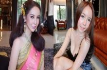 ชาวเน็ตคอมเม้นท์ เมื่อได้เห็นภาพ อ๊อฟฟี่ แม๊กซิม ท้อง5เดือนสวมชุดไทย