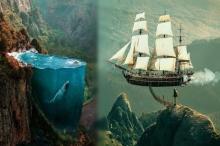 ศิลปินชาวตุรกีสร้าง 'โลกเหนือจินตนาการ' ผสมโรงในสิ่งที่มีอยู่ ให้กลายเป็นโลกใบใหม่