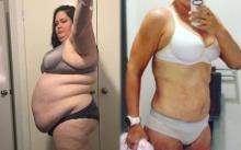 ขยี้ตาพัง! สาวอ้วนขี้โรค ลุกขึ้นมาเปลี่ยนตัวเอง หลังพบว่าจะมีชีวิตอยู่ได้ไม่นาน และนี่คือภาพล่าสุด!