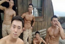 เมื่อทหารไทย!!!ดังไกลถึงเกาหลี