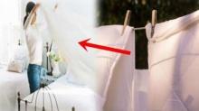 ผงะ!? ภรรยาเอา ผ้าห่ม ของสามี ไปตากแดด พอสะบัดเท่านั้น เจอจะๆ ชะตาขาดทันที!