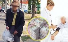 ลุงเก็บขยะ โชคดีเก็บเงินได้ทุกวัน ผ่านไป 10 ปี ถึงได้รู้ความจริงว่าเงินเหล่านี้มาจาก?