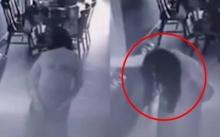 สาวใช้มีพฤติกรรมแปลกๆ เลยแอบติดกล้องวงจรปิด ก่อนเจอกับภาพสุดช็อก!! (มีคลิป)