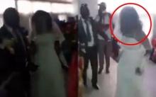 เจ้าสาวปริศนา โผล่เผชิญหน้าเจ้าบ่าว-เจ้าสาวตัวจริง ในงานแต่งงาน พ่อรู้ว่าเธอคือใคร? อึ้ง!!!