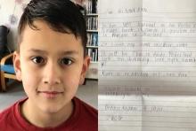 ซึ้งมาก!! เด็ก 9 ขวบ เขียนจม.ถึงนายกฯเนเธอร์แลนด์ ขอร้องให้ช่วยทีมหมูป่า