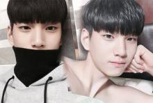 """พ่อของลูก!!! นักวอลเลย์บอลดาวรุ่งเกาหลี """"อิมซองจิน"""" สาวกรี๊ดโซเชียลสะเทือน"""
