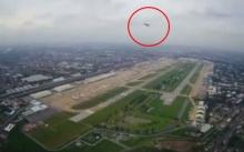 แชร์ว่อน!! หนุ่มโชว์บินโดรนใกล้เขตสนามบิน! จวกยับผิดกฎหมาย สุดอันตราย! (มีคลิป)
