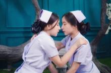 หนุ่มๆอยากป่วยไข้! เมื่อเจอ'น้องกุ๊ก-น้องกิ๊ก' น.ศ.พยาบาลสาวสุดน่ารัก