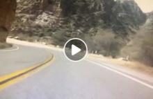 เปิดคลิปโค้งอันตราย จุดเกิดเหตุ น.ศ. ไทยขับรถหลุดโค้งตกเหว(คลิป)