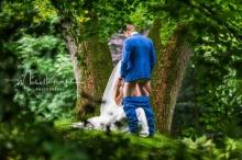 ถ่ายรูปพรีเวดดิ้งเกร๋ๆ! แม่ผัวแนะว่าที่สะใภ้ อม'นกเขา' เจ้าบ่าวกลางป่าสุดฟิน