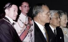 สมเด็จพระจักรพรรดิแห่งญี่ปุ่น ทรงลงนามถวายความอาลัยแด่พระสหาย ร.9 ด้วยประโยคสั้นๆ แต่เศร้าจับใจ