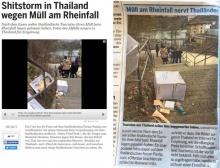 โดนเข้าบ้างแล้ว!! ฉาวจนสื่อสวิสตีข่าวเจ็บ ทัวร์ไทยพายุอุจจาระ!!