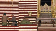 เผยคำตรัสสุดท้าย!! สมเด็จพระเทพรัตนฯ ครั้งเสด็จฯ กราบลาพระเมรุมาศ ทำคนไทยน้ำตาร่วง!