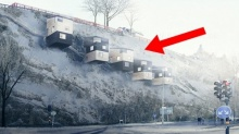 นี่คือ บ้านริมหน้าผา สภาพชวนหวาดเสียว ก่อนได้เห็น ภายใน แทบกราบคนสร้าง โคตรเหลือเชื่อ!