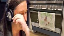 สาวท้องแก่ เขียนจดหมายเล่า ถูกสามีทิ้งพร้อมหนี้สินก้อนโต แต่พอเปิดดูเตาอบดู โคตรอึ้ง?