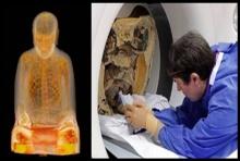 ขนลุกทั้งโลก!! เอ็กซเรย์พระพุทธรูปอายุ 1 พันปี ถึงกับผงะ เมื่อพบสิ่งนี้ข้างใน