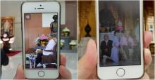 ตามรอยพ่อที่ศิริราช ภาพถ่ายสถานที่ต่างๆ ที่ในหลวงร.๙ เสด็จฯ