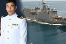 เอาชีวิตเข้าแลก!  ทหารเรือหลวงปัตตานี โดดทะเลช่วย นักวิชาการ ถูกคลื่นซัด!!