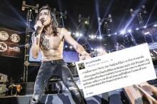 สุดยอด rock star เมืองไทย ตูน อาทิวราห์ คงมาลัย