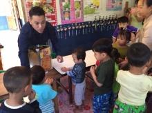 """""""แจ็ค-จิลล์"""" ผุดโครงการ """"แบ่งให้น้องคุณทำได้"""" ชวนทำบุญช่วยเด็กทุรกันดาร"""