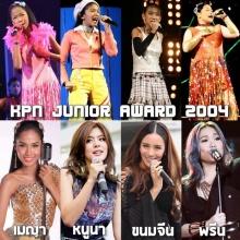 สุดยอดตำนาน KPN 2004 ปัจจุบันคือ 4 นักร้องสาวชื่อดังเหล่านี้