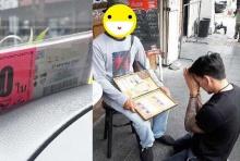 ขำหน้าพ่อค้า!! 'แทค ภรัณยู' ไหว้คนขาย ซื้อลอตเตอรี่ชุดใหญ่ คนแห่ซื้อตาม