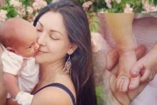 เซอร์ไพร้ซ์ นาตาลี เกลโบว่า เผยโฉมหน้า'ลูกสาว' แรกเกิด น่าเอ็นดูมาก