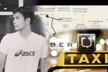 ไม่อาย-หากินสุจริต!! โอ อนุชิต รับจ๊อบ ขับแท็กซี่!!(มีคลิป)