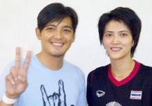 กำลังใจดี๊ดี!!หนุ่ม ศรราม โพสต์ถึงทีมวอลเลย์ฯสาวไทยหลังไปไม่ถึงโอลิมปิก!!