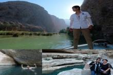 ระทึก!!! ไอซ์ ศรัณยู เกือบไม่รอดหลังจมน้ำลึกหลาย 10 เมตรในช่องเขา
